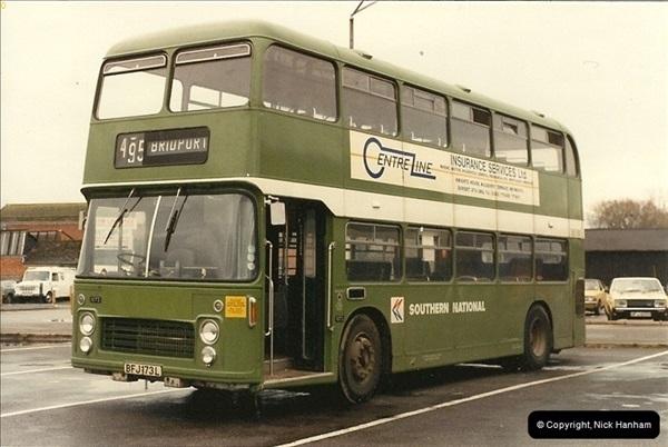 1984-12-01 Bridport, Dorset.  (2)054