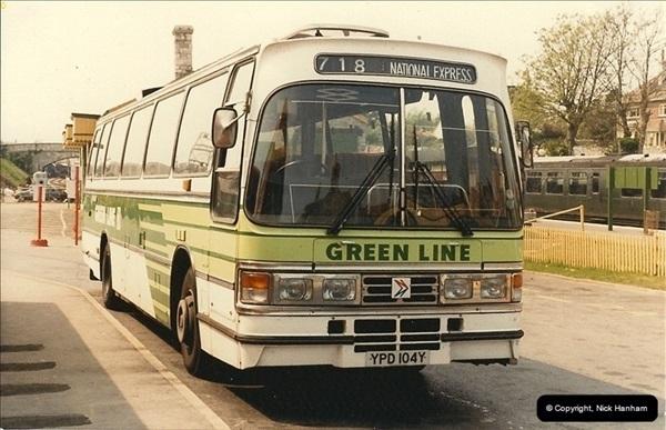 1985-05 20 Swanage, Dorset.  (1)067