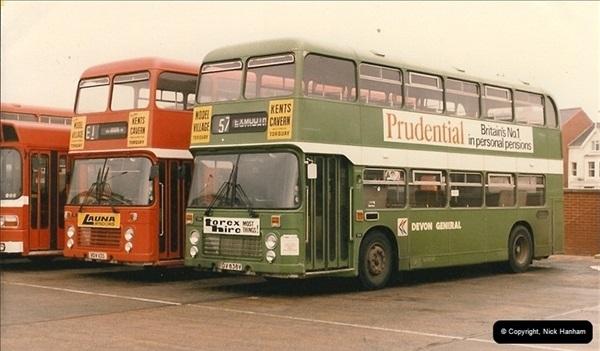 1985-11-14 Exmouth, Devon.  (1)076