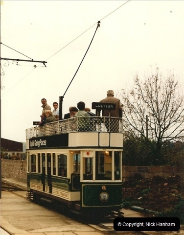 1986-10-31 The Seaton Tramway, Seaton, Dorset.  (1)093