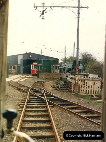 1986-10-31 The Seaton Tramway, Seaton, Dorset.  (3)095