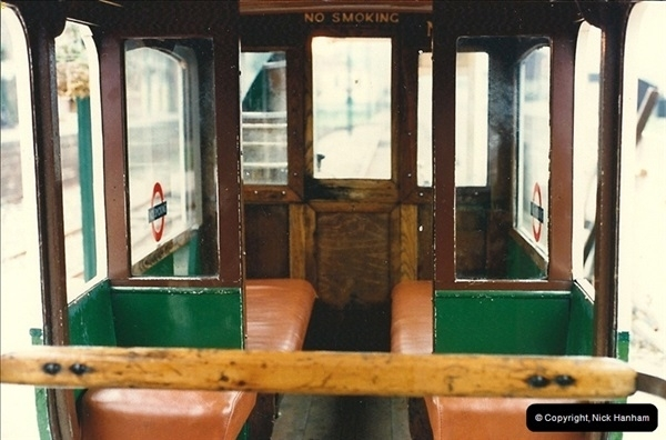 1986-10-31 The Seaton Tramway, Seaton, Dorset.  (4)096