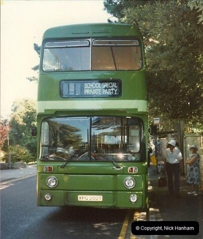 1988-08-15 Sandbanks, Poole, Dorset.  (2)138