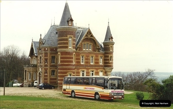 1990-02-19. Chateau De La Guerche, France.147