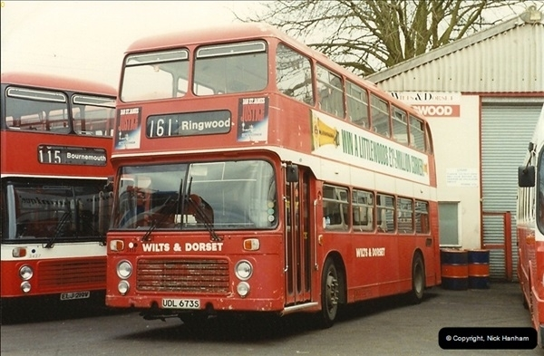 1990-03-04 Ringwood, Hampshire.  (2)152
