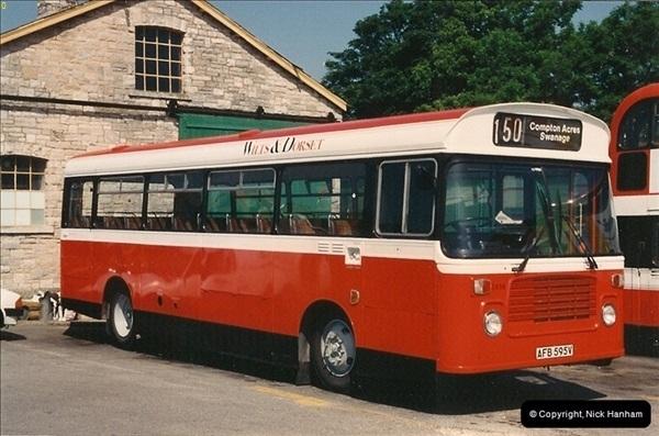 1993-06-08 Swanage, Dorset.  (2)179