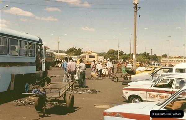 1994-04-11 Harare Main Bus  Station,  Harare, Zimbabwe.  (1)197