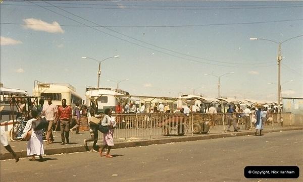 1994-04-11 Harare Main Bus  Station,  Harare, Zimbabwe.  (3)199