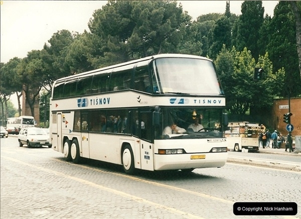 1998-05-20 Rome, Italy.  (2)254
