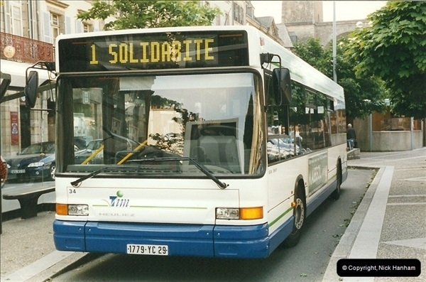 1999-07-07 Morlaix, France.  (2)290