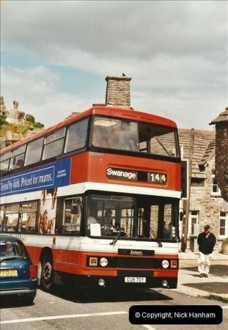 2001-07-11 Corfe Castle, Dorset.321