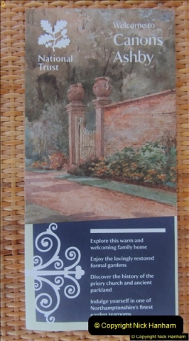 2018-06-01 Cannons Ashby House & Priory.  (1)01