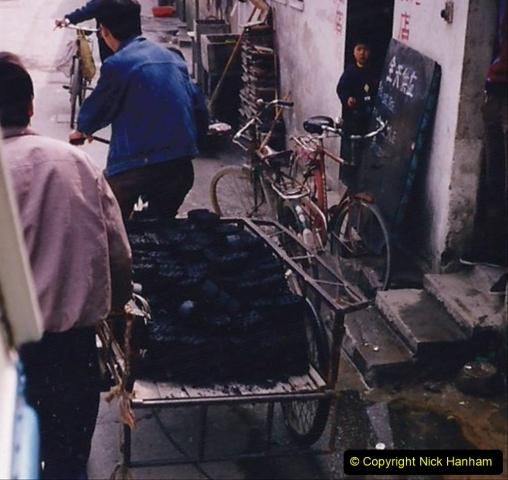 China 1993 April. (120) Beijing. 120