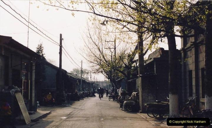 China 1993 April. (121) Beijing. 121