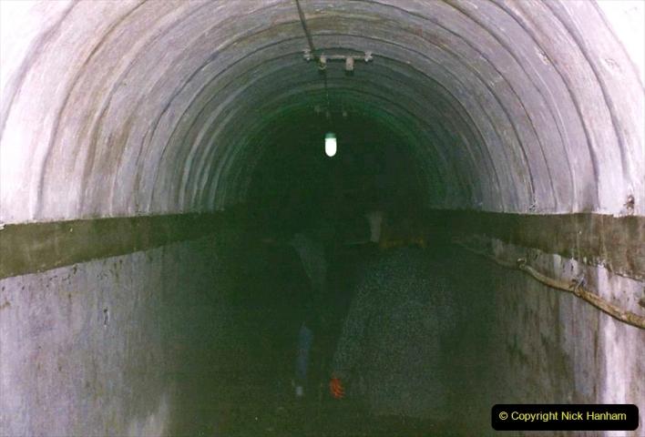 China 1993 April. (126) Underground Market. 126