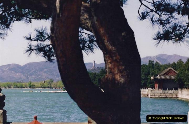 China 1993 April. (222) The Summer Palace. 222