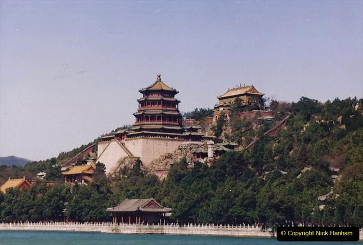 China 1993 April. (223) The Summer Palace. 223