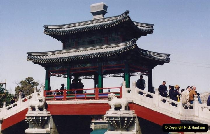 China 1993 April. (227) The Summer Palace. 227