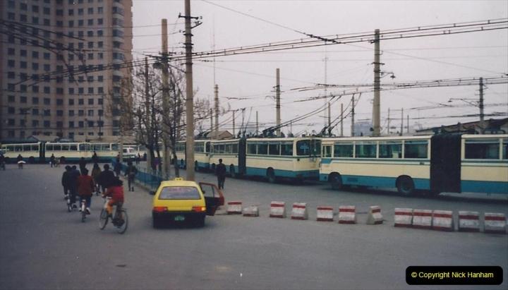 China 1993 April. (91) Beijing. 091
