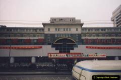China 1993 April. (102) Beijing. 102