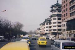 China 1993 April. (103) Beijing. 103