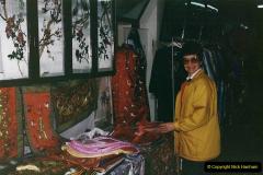China 1993 April. (127) Underground Market. 127
