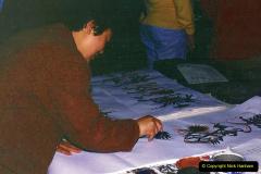 China 1993 April. (128) Underground Market. 128