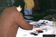 China 1993 April. (129) Underground Market. 129