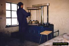 China 1993 April. (135) Cloisonne Factory. 135