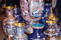 China 1993 April. (141) Cloisonne Factory. 141
