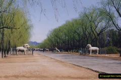 China 1993 April. (145) The Mong Tombs. 145