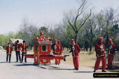 China 1993 April. (148) The Mong Tombs. 148