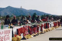 China 1993 April. (155) The Mong Tombs. 155