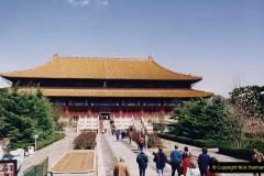 China 1993 April. (156) The Mong Tombs. 156