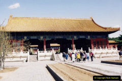 China 1993 April. (157) The Mong Tombs. 157