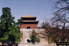 China 1993 April. (159) The Mong Tombs. 159