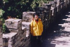 China 1993 April. (163) The Mong Tombs. 163