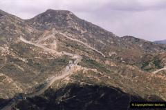 China 1993 April. (169) The Great Wall. 169
