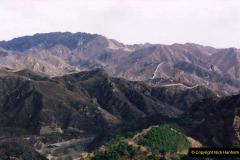 China 1993 April. (171) The Great Wall. 171