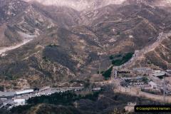 China 1993 April. (172) The Great Wall. 172