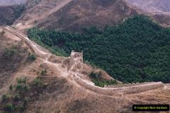China 1993 April. (182) The Great Wall. 182