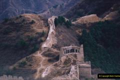 China 1993 April. (183) The Great Wall. 183