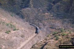 China 1993 April. (187) The Great Wall. 187