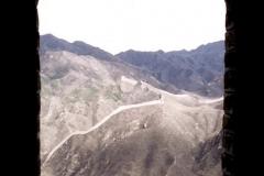 China 1993 April. (189) The Great Wall. 189