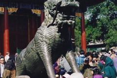 China 1993 April. (216) The Summer Palace. 216