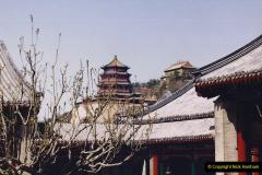 China 1993 April. (219) The Summer Palace. 219