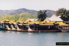 China 1993 April. (226) The Summer Palace. 226