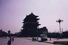 China 1993 April. (264) Tiananmen Square. 264