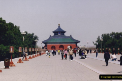 China 1993 April. (275) The Temple of Heaven. 275
