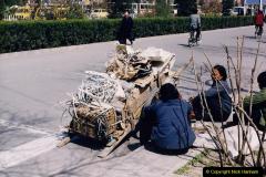 China 1993 April. (290) Beijing. 290